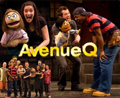 Avenue Q has to be one of my all time favorite musicals