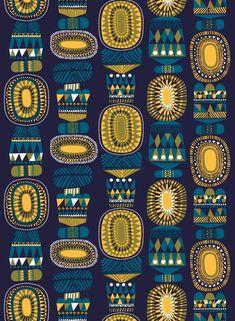 Sanna Annukka's Lamppupampula pattern for Marimekko