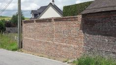 Garage Doors, Outdoor Decor, Home Decor, Gardens, Terraces, Portal, Brick, Decoration Home, Room Decor