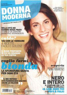 Donna moderna (Luglio 2013)  Kubedesign su Donna moderna (Luglio 2013)