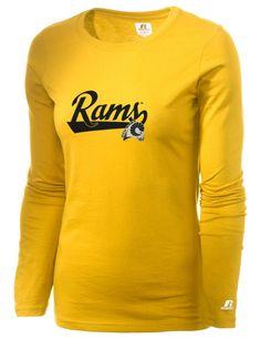 virginia commonwealth university shirts | Virginia Commonwealth University Rams Long Sleeve T-Shirt... customize ...