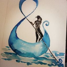 watercolor+typograph