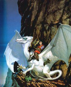 Michael Whelan - Dragon Rider