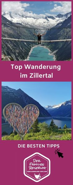 Seen, Hotels, Mayrhofen, Hiking With Kids, Hiking Trails, Summer Vacations