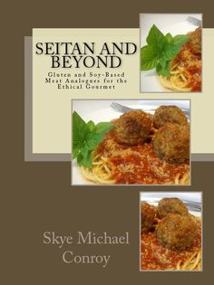 Good book for vegan meat recipes. Makes a good base for other inspo recipes