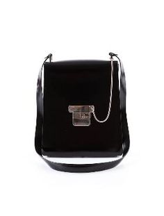 Gucci Structured Leather Bag