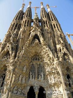 Antoni gaudi is responsible for the unique defining architectural style of the capital of - Estilo sagrada familia ...