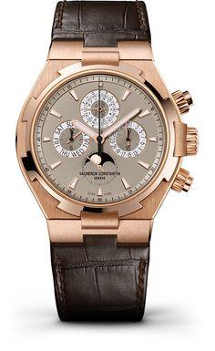 Vacheron Constantin Overseas chronograph perpetual calendar (49020/000R-9753)