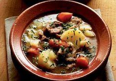 Steak Soup (beef stew-recipe)