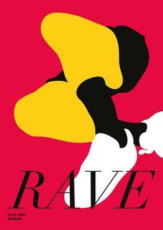 Awesome poster design by ola jasionowska design & type & stuff.