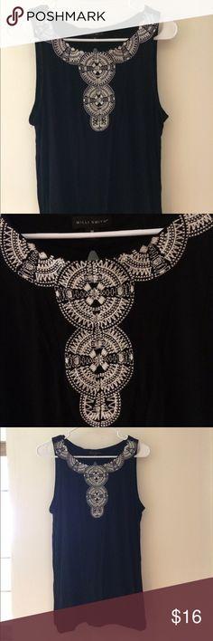 Women's blouse Cute top Willi Smith Tops Tunics