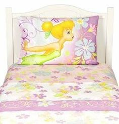 Disney Fairies Tinkerbell Twin Sheet Set Sugar Tink by Disney, http://www.amazon.com/dp/B00427HC8K/ref=cm_sw_r_pi_dp_yl60rb0N6E0SF