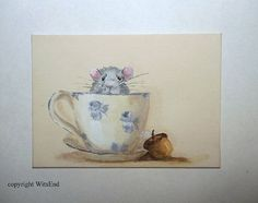 whimsical mice drawing - Yahoo Image Search Results