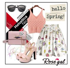 """Rosegal 29/I"" by sselma ❤ liked on Polyvore"