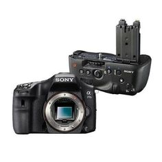 Buy and Save xx% : Sony a77II Alpha 77 Mark II Translucent Mirror DSLR Camera with Sony VG-C77AM Vertical Grip