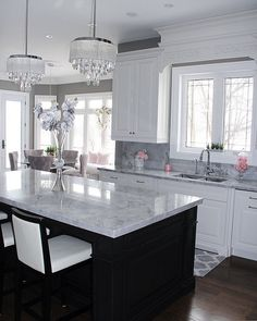 adding our marble counter and still deciding do i want it as my backsplash as well or going with something else....hmmmm