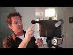 iPad Tripod: Movie Mount (video accessory) j'en veux un !
