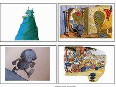 Πυθαγόρειο Νηπιαγωγείο: ΤΟ ΚΑΤΙ ΑΛΛΟ - ΦΥΛΛΑ ΕΡΓΑΣΙΑΣ - ΥΛΙΚΟ Bookends, Blog, Painting, Diversity, Decor, Art, Art Background, Decoration, Painting Art