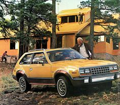 I wish I could get my hands on one!- 1981 AMC Eagle Kammback