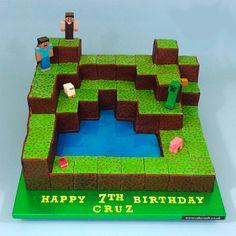 CAKESPIRATION: 25 Minecraft cakes to build