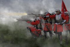 The fog of war, Robbie McSweeney on ArtStation at https://www.artstation.com/artwork/the-fog-of-war