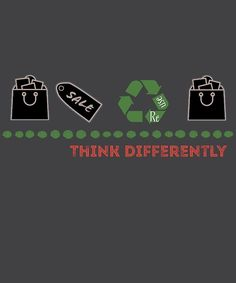 Conscious consumers of the world unite. It's time to inspire others to reduce, reuse, and recycle. Sustainable and responsible shopping is the way forward! Reduce Reuse, Inspire Others, No Response, My Design, Learning, Inspiration, Shopping, Biblical Inspiration, Study