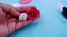 Make these super easy rolled flowers with our quick craft tutorial using the Simply Made Crafts dies from Helen Griffin. Simply Made Crafts by Helen Griffin . Craft Stash, Quick Crafts, Rolled Paper, Paper Flower Tutorial, Flower Crafts, Paper Flowers, Make It Yourself