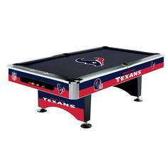 #Houston #Texans Pool Table