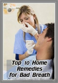 Top 10 Home Remedies for Bad Breath | 236 health and fitness