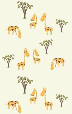 Cette frise depapier peint girafes a des airs de savane ! Que vous le posiez en un ou plusieurs lés, il sublimera la pièce pour une ambiance toute douce et fera plaisir aux petits fans d'animaux. Facile et rapide à installer, ce papier peint design ne nécessite aucune colle ! Un peu d'eau suffit ! Format du lé: 0,53 x 3 m