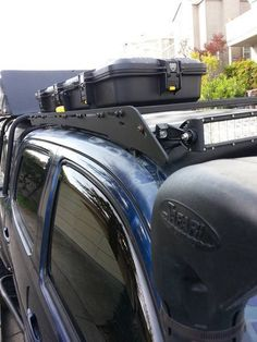 My 06 Tacoma TRD Build - Expedition Portal Toyota Tundra Accessories, Tacoma Accessories, Truck Accessories, Hummer Parts, Truck Roof Rack, 2015 Toyota 4runner, Jeep Wk, Overland Gear, Truck Covers