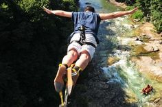 Bungy Japan Brings Over 13 Years Of Bungy Experience From Both Japan and New Zealand To Offer Japan