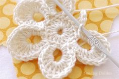 Crochet: Tea For Two | by Sewing Daisies
