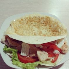 Cenas f ciles i s ndwich de tortilla de tomates con queso - Tortilla francesa calorias ...