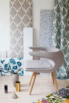 Gorgeous midcentury modern chair