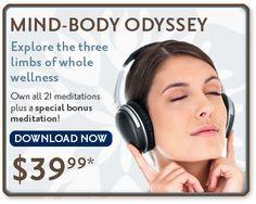 Meditation Challenge Winter 2012 - Download Preview | Chopra Center