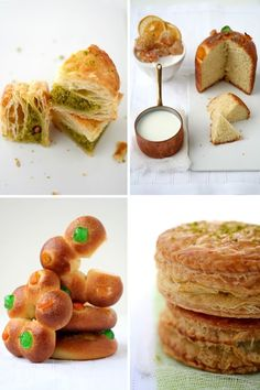 Rosca de Reyes and Galette des Rois :: Cannelle et Vanille  Traditional Epiphany recipes