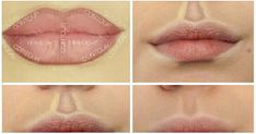 How to Contour Your Lips. Make up Trends 2016 How to Contour Your Lips. Make up Trends 2016 Lip Contouring, Contour Makeup, Lip Makeup, Makeup Trends, Simple Beauty Routine, Trends 2016, Lipstick Designs, Lipstick Tutorial, Makeup Samples