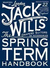 Jack Wills The Spring Term Handbook 2011