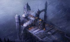Fairfax Castle from Fable 2