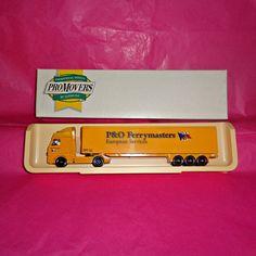 P&O Ferrymasters European Services Diecast by WelshGoatVintage