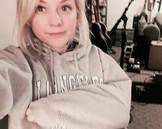 Emily Kinney, The Walking Dead, It Cast, Graphic Sweatshirt, Sweatshirts, Harry Potter, Bts, Icons, Woman