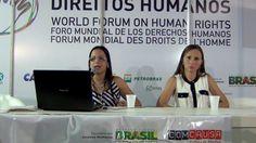 Alienação Parental no Fórum Mundial de Direitos Humanos #ComCausa