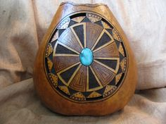 Gourd Art-Centered by candythomasgourdart on Etsy