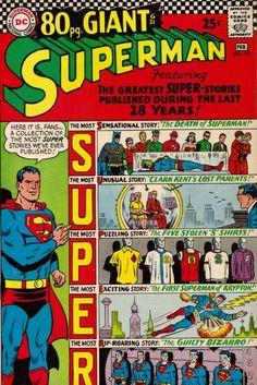 Superman #193 (1967)