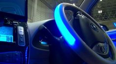 Nissan's driverless Leaf looks deliciously futuristic