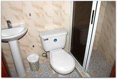 Detalle del baño de la 3ª habitación.