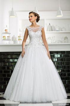 La Lucienne 2015 Wedding Dresses — Luxury Bridal Collection   Wedding Inspirasi