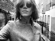 What delightful weather. ☔️☔️☔️Thanks England  thanks @rayban thanks black and white filter. ☔️☔️☔️
