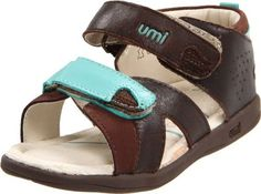 umi Kid's Zanne Ankle-Strap Sandal (Toddler) umi. $40.58. Rubber sole. Memory foam insole. Padded collar. leather. Non-marking outsole. Breathable leather lining